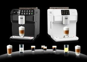 Automatic Espresso Machine One Touch Cappuccino Coffee Maker