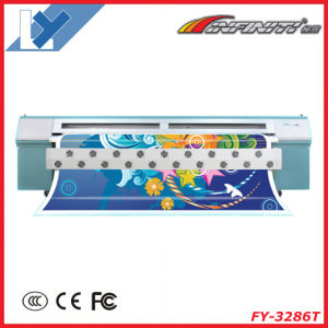 with Spt508GS Head Fy-3286t 3.2m Infinity Eco Solvent Printer pictures & photos