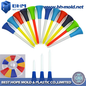 Plastic Golf Tee Injection Molding (Producing) pictures & photos