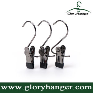 Hot Sale Metal Boots Clips with PVC Coating pictures & photos