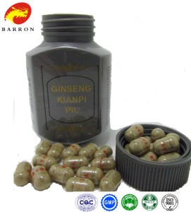 Natural Health Food for Ginseng Kianpi Pil Capsule