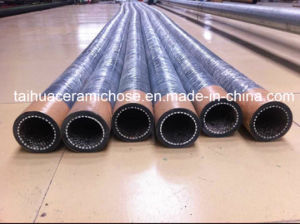 High Abrasion and Corrosion Resistant Ceramic Lined EPDM Hose for Sand Blasting pictures & photos