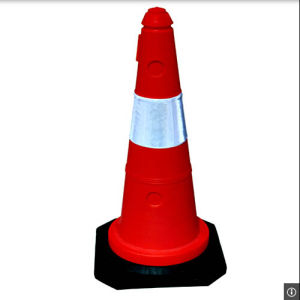 5kgs Saudi Arabia Standard Road Safety Warning Cone pictures & photos