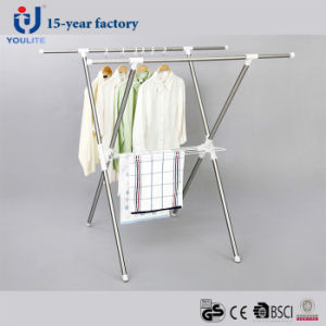 Stainless Steel Extendable Clothes Drying Hanger pictures & photos