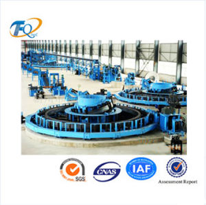 China Manufacture High Quality Horizontal Spiral Accumulator pictures & photos