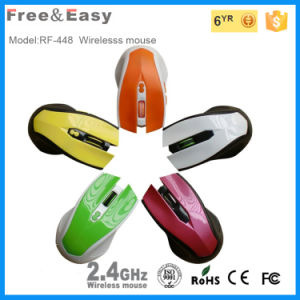 Computer Accessories 4D Optical Wireless Computer Mouse pictures & photos