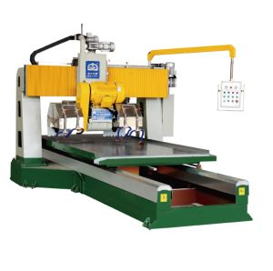 PLC Profiling Cutting Machine for Marble (ZDFX-L) pictures & photos