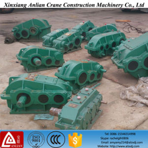 Soft Gear Cylindrical Gear Reducer Motor with Reductor pictures & photos