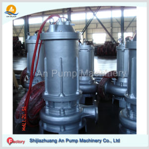 Water Supply and Drainage Sewerage Submersible Sewage Pump pictures & photos