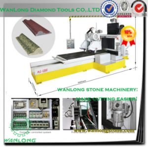 Multifunctional Profile Bending Machine for Granite and Marble Edge Wet Cutting by Microcomputer Slq-600 pictures & photos