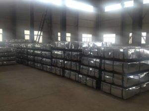 Corrugated Steel Sheeting/Steel Roofing Sheet/ Gi Steel Roofing Sheet pictures & photos