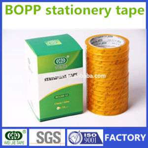3 Inches Paper Core BOPP Adhesive Stationery Tape Made in China pictures & photos