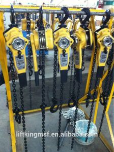 Hand Pulling Lever Chain Hoist with High Quality/Lever Block pictures & photos