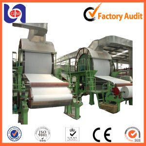 1760mm Interfold Facial Tissue Paper Machine Price pictures & photos