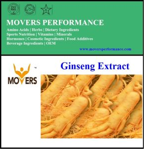 Pure Natural Ginseng Extract (Ginsenosides) pictures & photos