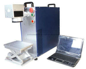 Mobile Phone Parts Laser Marking/Laser Marking for Mobile Parts and Chargers pictures & photos