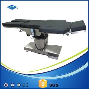Cheap Operation Table Electric Stainless Steel Surgical Table (HFEOT99) pictures & photos