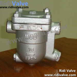 Threaded End Free Float Steam Trap