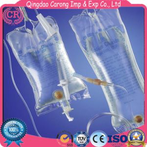 Medical Non-PVC Double Infusion100ml Bag pictures & photos