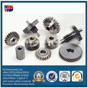 Double Sprocket for Two-Strand Roller Chain Sunstar Sprockets pictures & photos