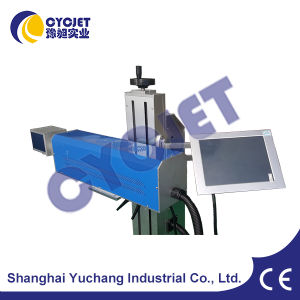 Industrial Laser Marking Machine for Metal pictures & photos