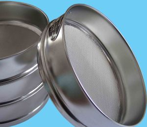 """304 Diameter 8"""" Height 2"""" Stainless Steel Test Sieves pictures & photos"""
