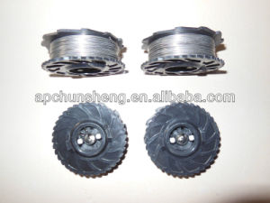 Max Tw898 Rebar Tie Wire for Rb213/215/217/392/395/397/515/517 pictures & photos