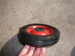 Maxtop 6X1.5 Solid Rubber Wheel pictures & photos