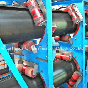 Pipe Conveyor Belting/Conveying System/Rubber Conveyor Belt pictures & photos
