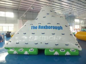 Inflatable Water Iceberg, Inflatable Pool Iceberg for Kids