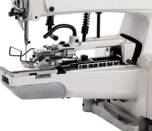 Wd-373 High-Speed Button Attaching Sewing Machine pictures & photos