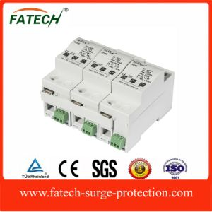 Three Phase Lightning AC Surge protector pictures & photos
