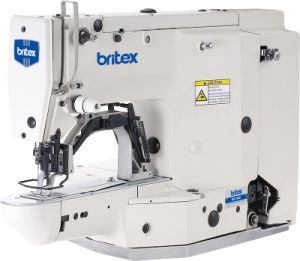 Br-1850 (BRITEX) Single Needle Bar Tacking Sewing Machine pictures & photos