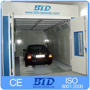 Auto Spray Booth/ Car Garage Equipment with CE, ISO pictures & photos