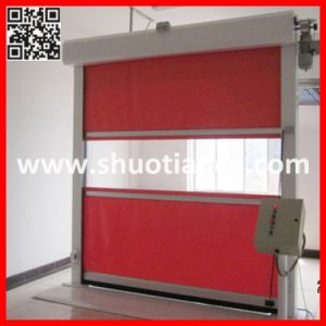 Electric Fabric High Speed Automatic Rolling Shutter (ST-001) pictures & photos