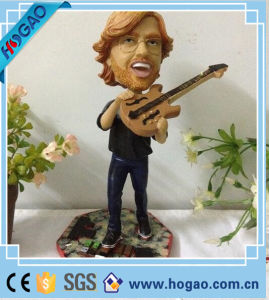 OEM Resin Bobble Head Office Decoration pictures & photos