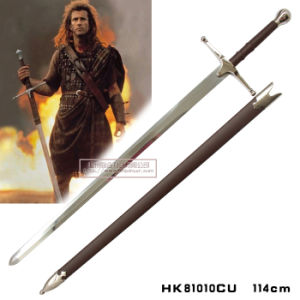 Braveheart Swords Knight Swords with Scabbard 114 Cm pictures & photos