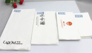 Wholesale Custom Printed Table Napkin pictures & photos