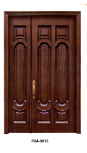 Used Solid Wood Interior Doors New Style Foshan China pictures & photos