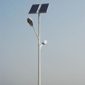 Hot Sale Outdoor LED Solar Street Light with Factory Price pictures & photos