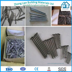 Common Nail Concrete Nail Roofing Nail (ZL-CN) pictures & photos