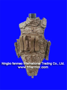 Nij Iiia Full Body Protection UHMWPE Bulletproof Vest pictures & photos