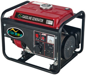 1kw /2.6HP Air-Cooled Portable Gasoline Generator (2200C) pictures & photos