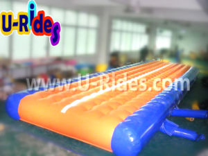 Hubble-Bubble Inflatable Air Track for Gym pictures & photos