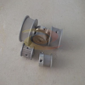 High Speed Aluminium Synchronous Pulley pictures & photos
