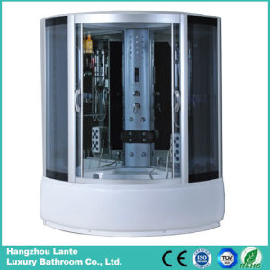 Sanitary Ware 5mm Tempered Glass Steam Shower Cubicle (LTS-8135) pictures & photos