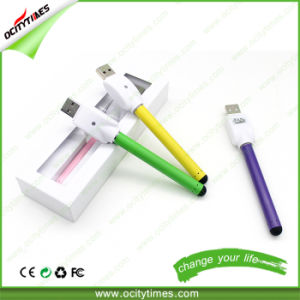 Ocitytimes Best Sell 510 Thread Battery Slim Electronic Cigarette Battery 280mAh 510 Touch Battery pictures & photos