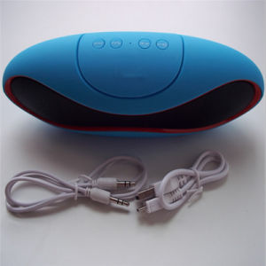 New Design Handfree Rugby Ball Wireless Mini Bluetooth Speaker pictures & photos