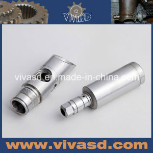 Custom CNC Auto Lathe Parts Shaft, High Quality Precise Part CNC pictures & photos