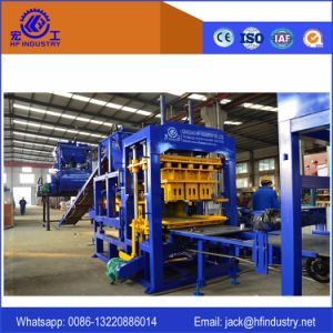 Factory Sale Hydraulic Automatic Concrete Block Making Machine pictures & photos